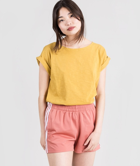 WEMOTO Holly T-Shirt mustard