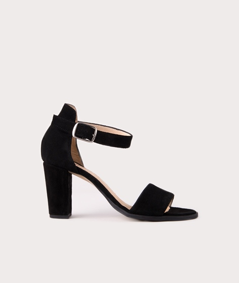 PAVEMENT Silke Sandalette black suede