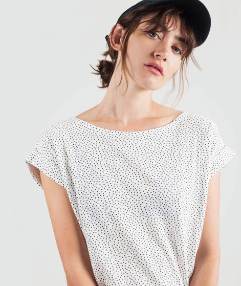 WEMOTO Holly T-Shirt off white