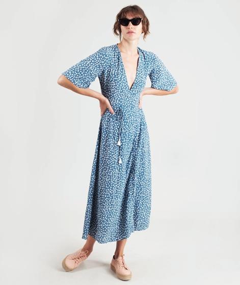 FAITHFULL Rivera Kleid floral-light blue