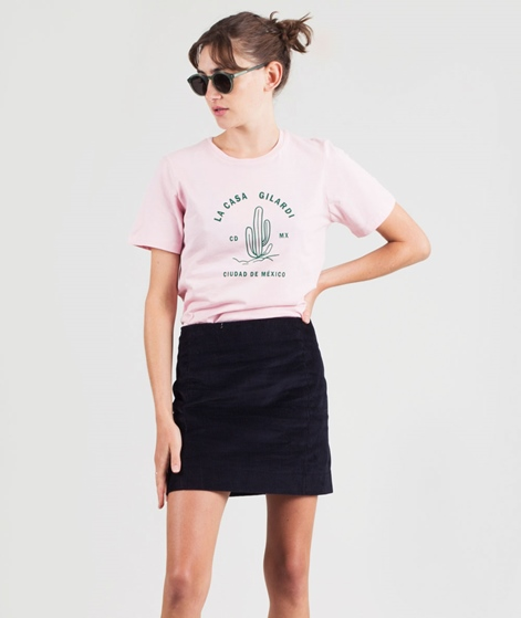 JUST FEMALE Gilardi T-Shirt pink nectar