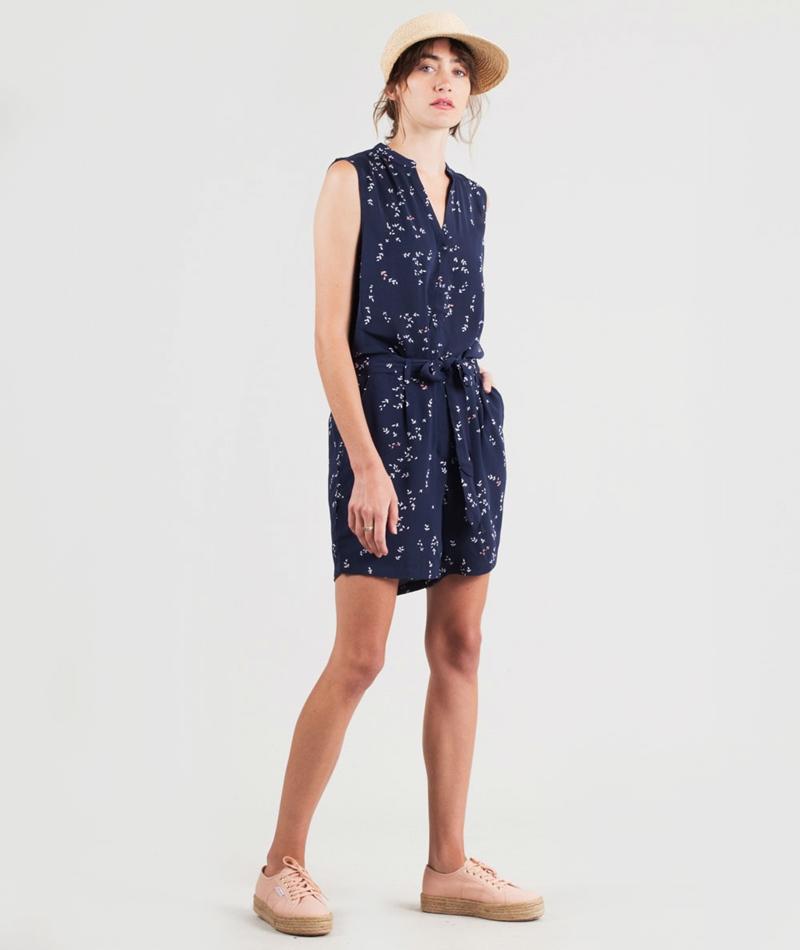 MINIMUM Bergliot Shorts dress blue