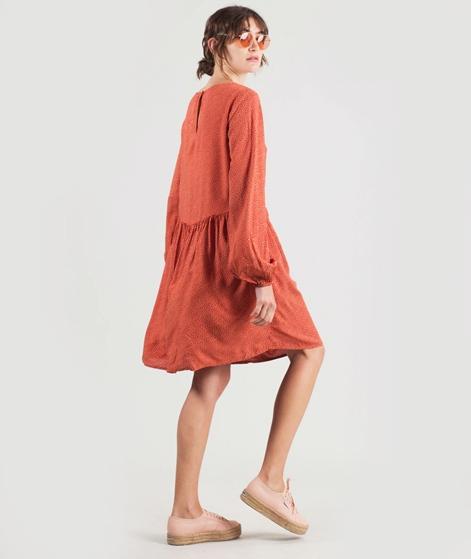 VILA Vifalomi L/S Kleid roasted pecan