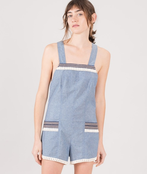 MINKPINK Lost&Found Overall chambray
