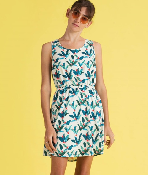 POP COPENHAGEN Jungle Printed Kleid jung