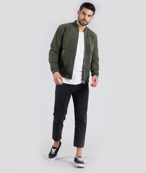 W.A.C.- WE ARE CPH Collins Jacke olive