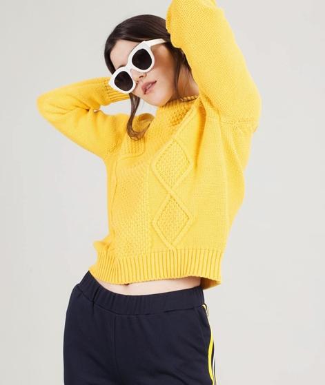 SELECTED FEMME SFKasia LS Pullover solar