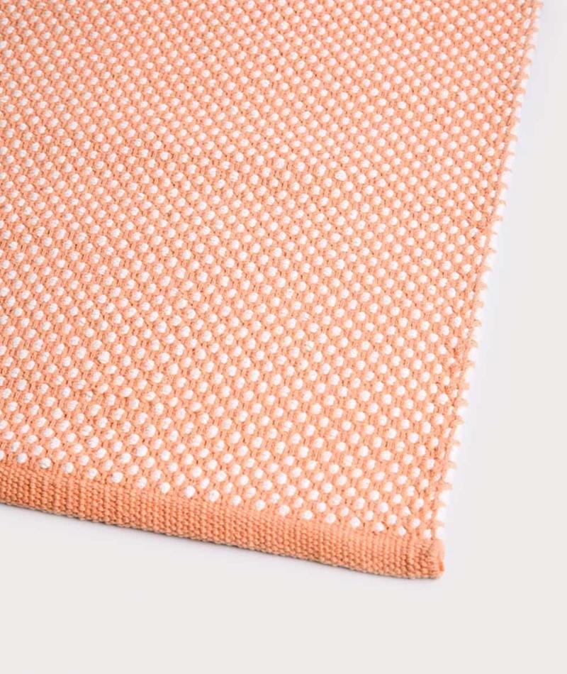 liv dots woven cotton teppich 47146. Black Bedroom Furniture Sets. Home Design Ideas