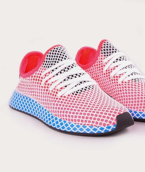 ADIDAS Deerupt Runner Sneaker solar red