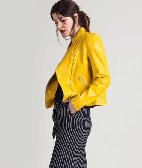SELECTED FEMME SFMarlen Jacke yellow