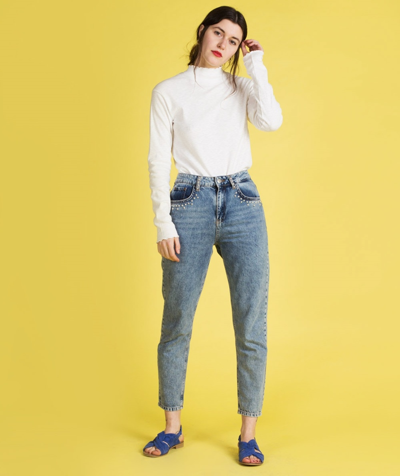 GLOBAL FUNK Burma C Jeans medium light