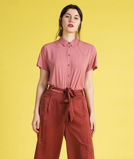 SAMSOE SAMSOE Maj Bluse dusty rose