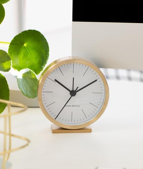 HOUSE DOCTOR Alarm Clock gold groß