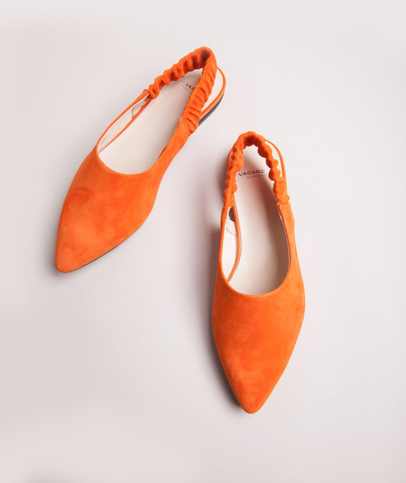 VAGABOND Katlin Ballerina orange