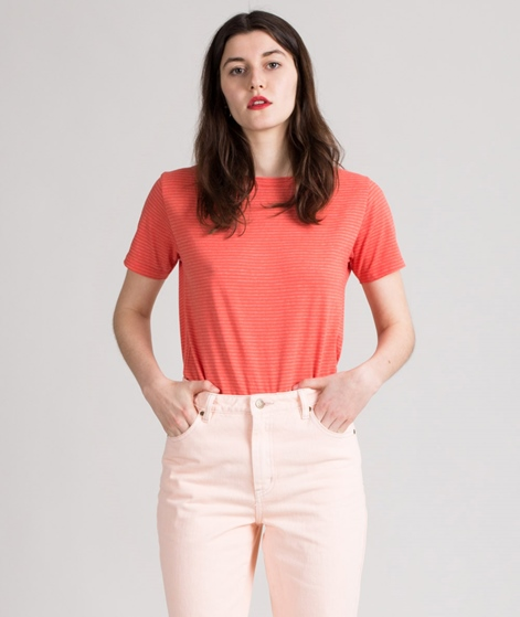KAUF DICH GLÜCKLICH Mona T-Shirt coral