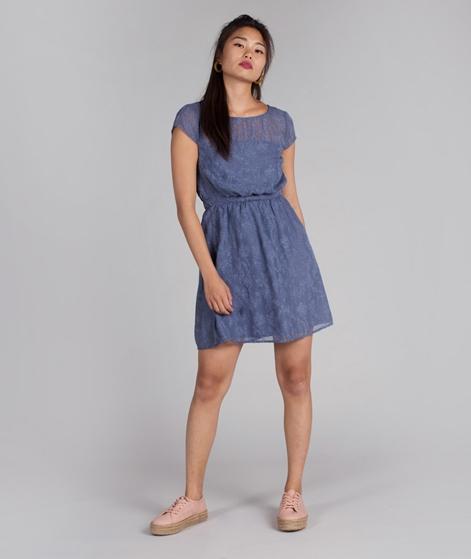VILA Vialpa Capsleeve Kleid grisaille
