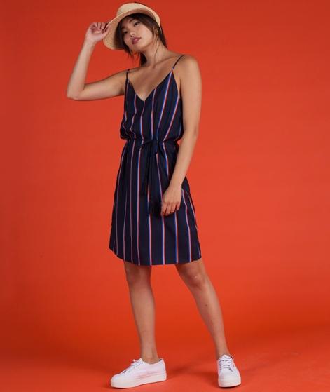 TWIST & TANGO Louise Kleid blue stripe