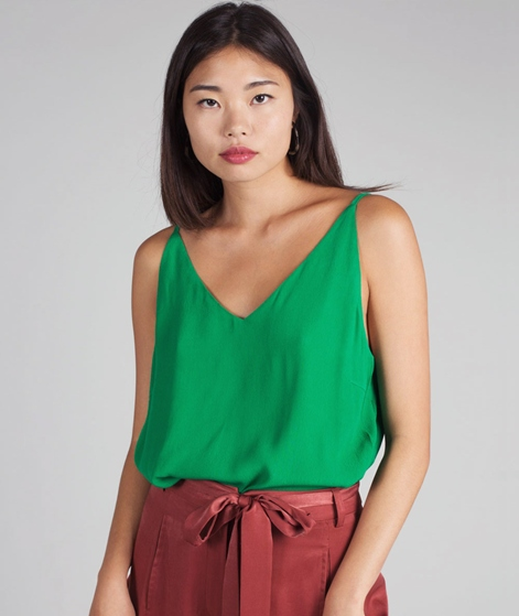 M BY M Cabrie Hamino Top jolly green