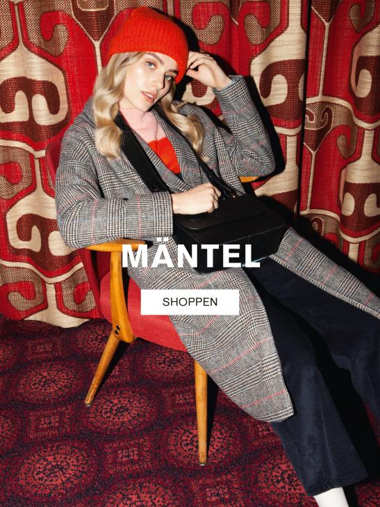 Autumn Essentials - Karomäntel, Puffer Jackets und Fake Fur Coats