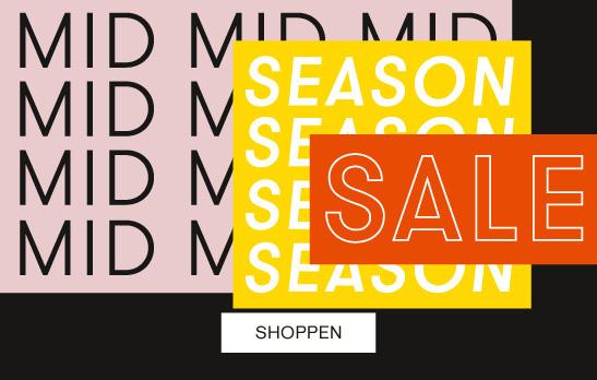 Bis zu 70% Rabatt - Entdecke den Mid Season Sale