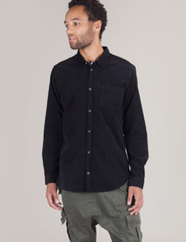 Pacific Hemd black