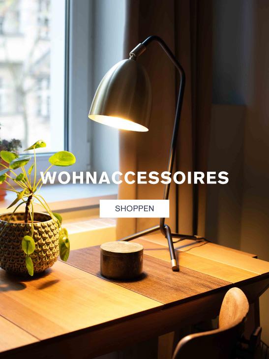 Wohnaccessoires - Lampen, Kerzen, Vasen und mehr