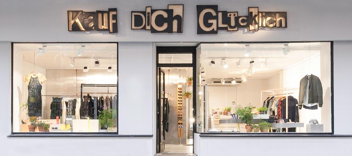Unsere Concept Stores Kauf Dich Glucklich