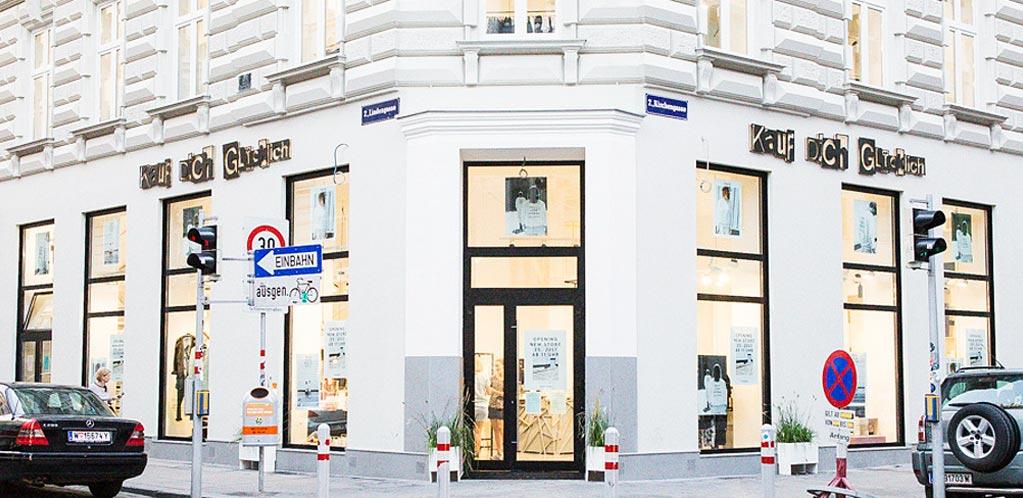 Mode shoppen in Wien   KAUF DICH GLÜCKLICH 25a9919100