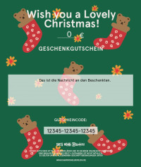 Wish you a Lovely Christmas!