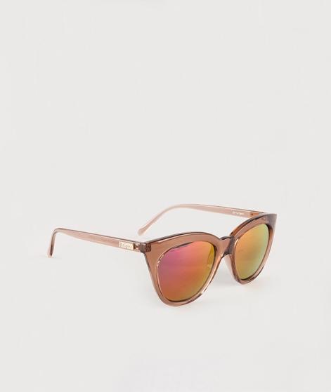 LE SPECS Halfmoon Magic Sonnenbrille tan