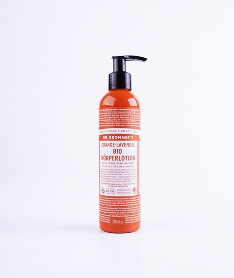 DR.BRONNER`S Orange Lavendel Lotion