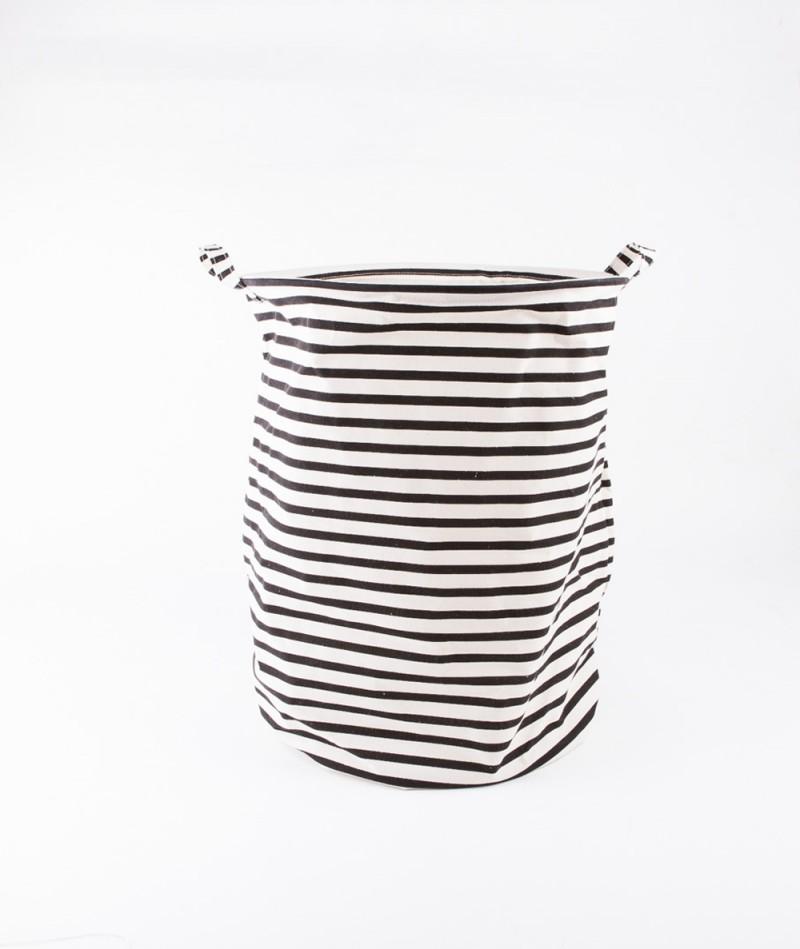 HOUSE DOCTOR Wäschekorb stripes groß