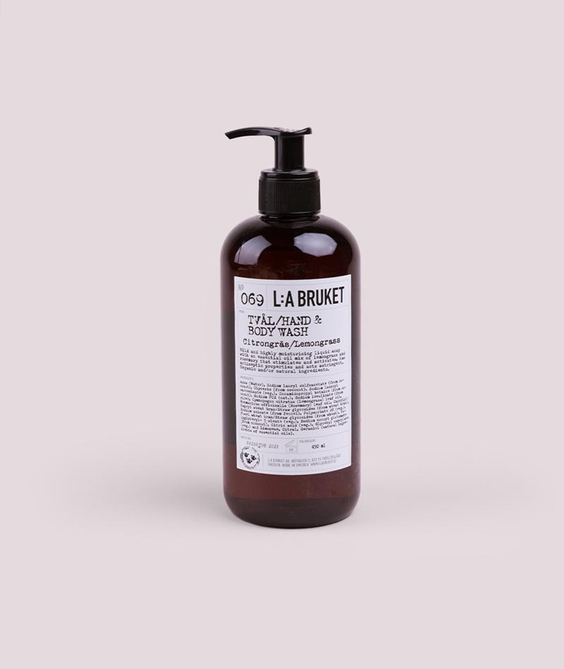 LA BRUKET No. 69 Liquid Soap Lemon