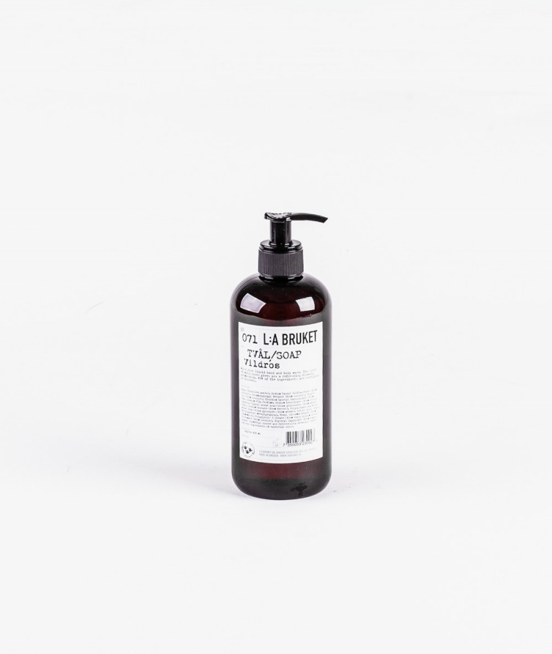 LA BRUKET No. 71 Liquid Soap Rose