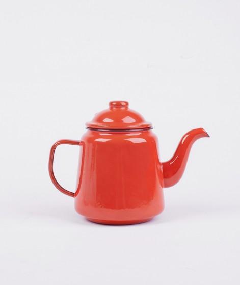 FALCON Teapot pillarbox red