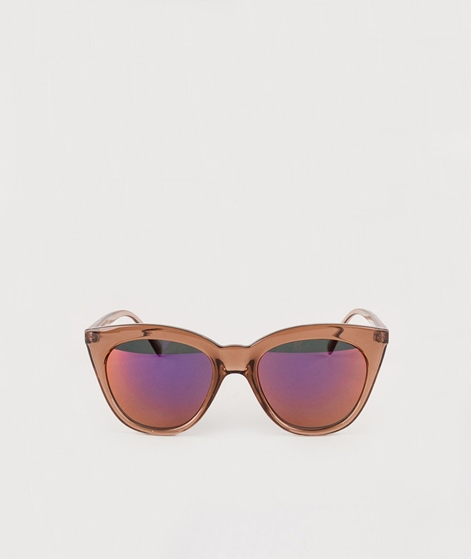 LE SPECS Halfmoon Magic Sonnenbrille tan