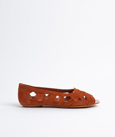 KAUF DICH GLÜCKLICH Sandale brown