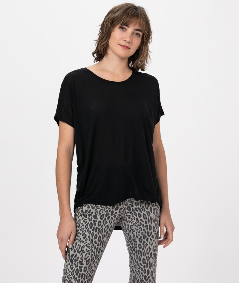 MBYM Proud Gogreen Galax T-Shirt black