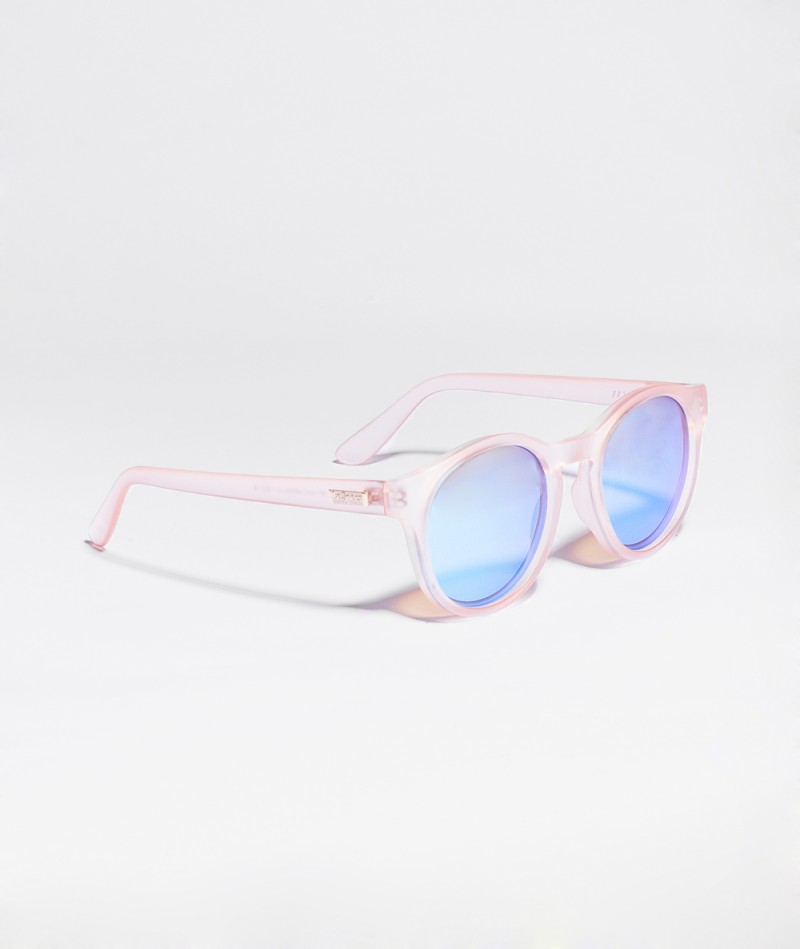 LE SPECS Hey Sonnenbrille sugar pink