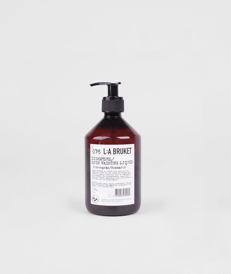 LA BRUKET No.76 Dishwashing Soap Lemongr