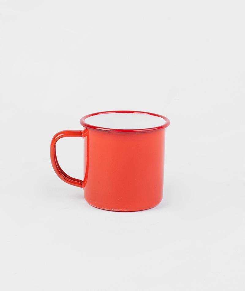 FALCON Mug pillarbox red