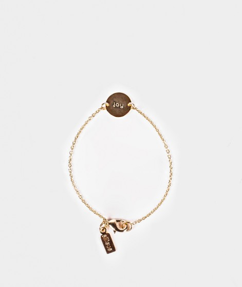 ELLISUE Joy Armband gold