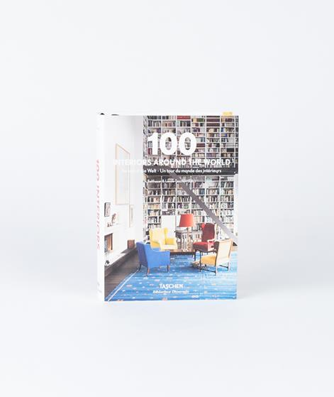 TASCHEN 100 Interiors Around the World