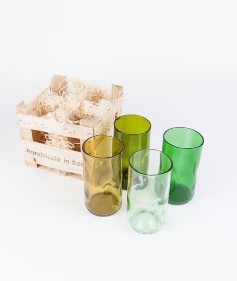 JESPER JENSEN Gläser-Set aus 4 Trinkgläsern