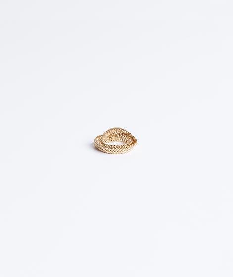 BDM STUDIO Baque Beluga Ring gold