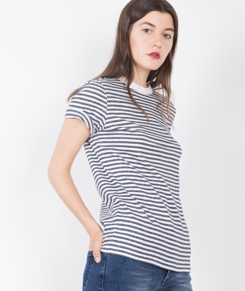 SELECTED FEMME SFMy Perfect T-Shirt peac
