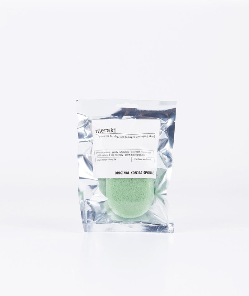 MERAKI Schwamm grüner Tee