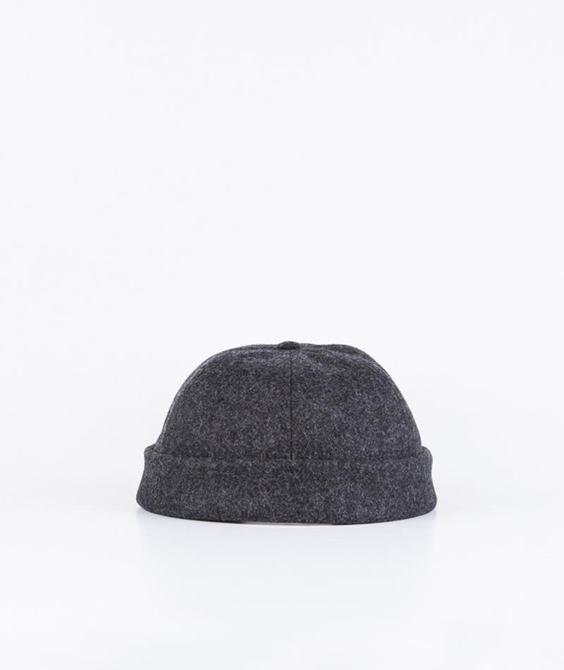 KAUF DICH GLÜCKLICH Elias Cap grey wool