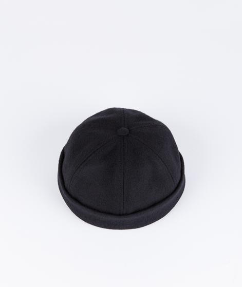 KAUF DICH GLÜCKLICH Elias Cap black wool