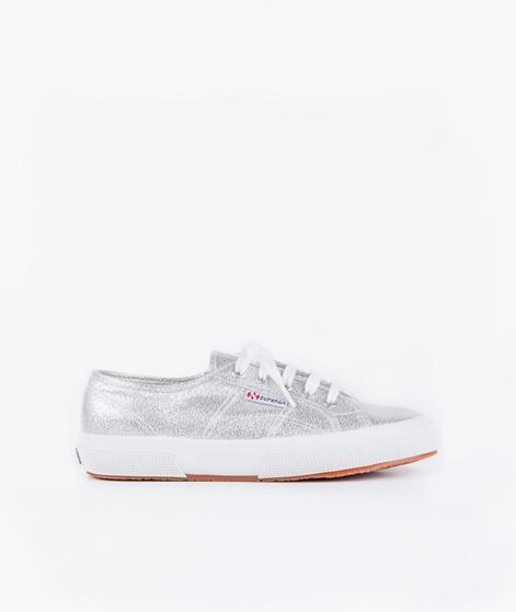 SUPERGA 2750-LAMEW Sneaker silver